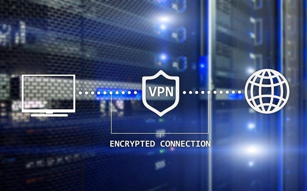 Digital säkerhet med VPN