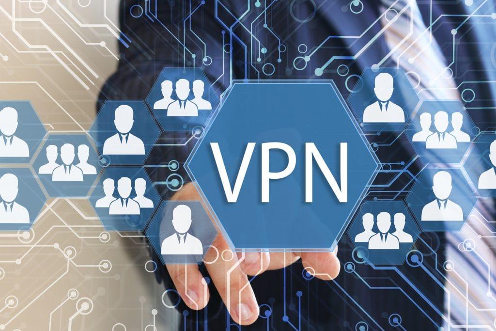 VPN som inte lagrar data